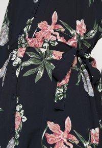 Vero Moda - VMSAGA COLLAR DRESS  - Shirt dress - navy blazer - 5