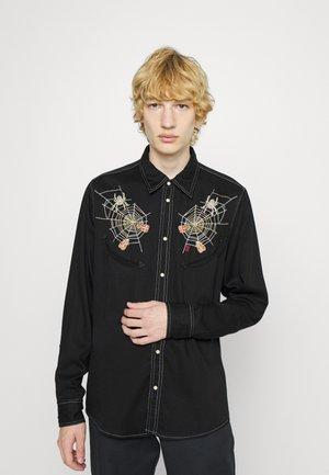 STELLAN - Shirt - black