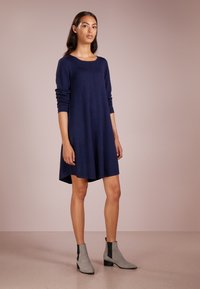 Repeat - Jumper dress - ink - 1