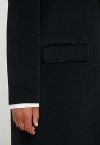 Strenesse - DOUBLE FACE COAT - Classic coat - black - 5