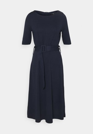 ICONIC - Jumper dress - navy