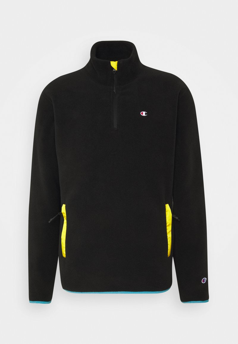 Champion Reverse Weave - HALF ZIP - Fleece jumper - black