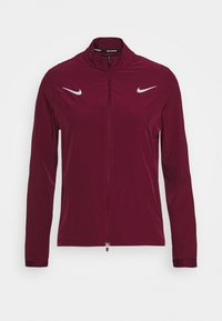 Nike Performance - OLYMPICS JACKET TRACKSUIT - Løperjakke - dark beetroot - 4