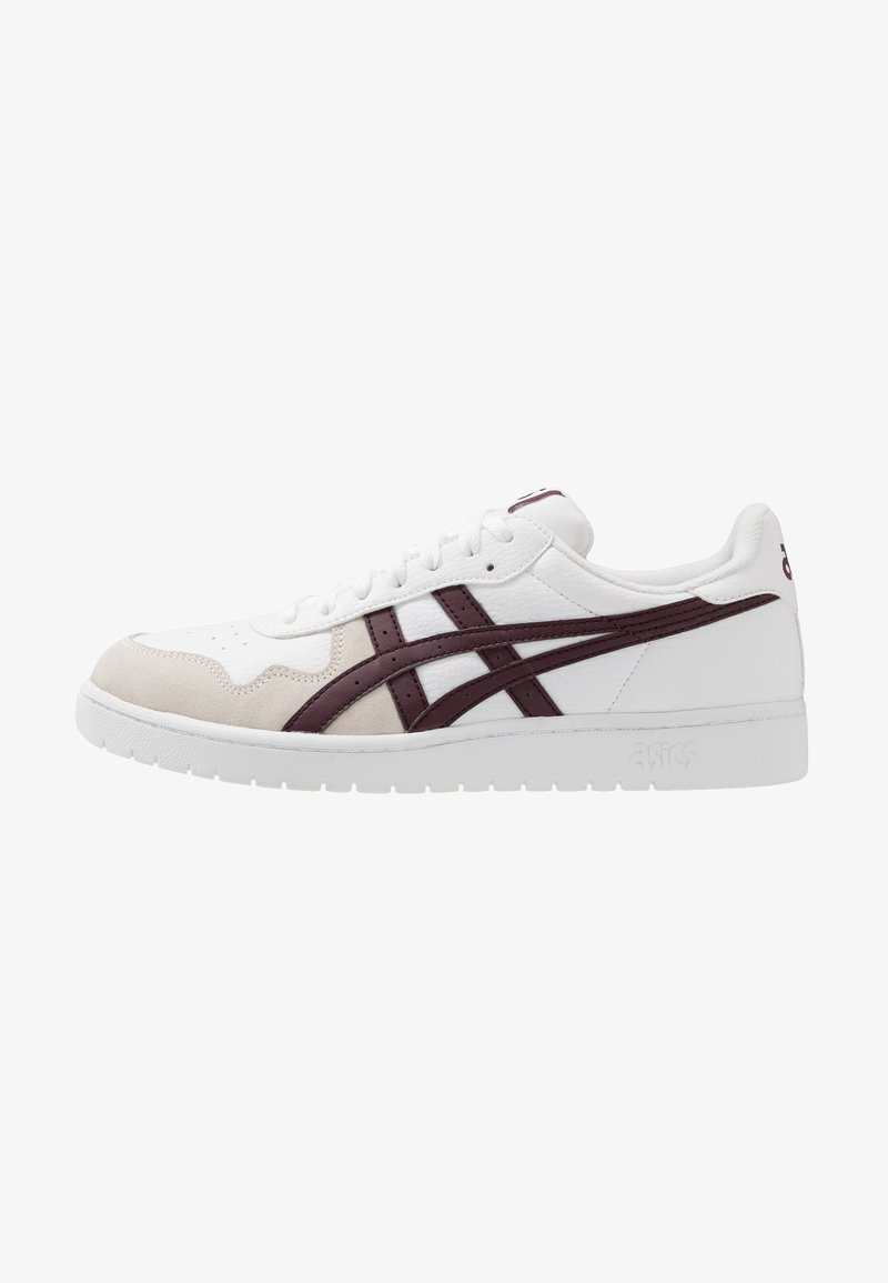 ASICS SportStyle - JAPAN UNISEX - Sneakersy niskie - white/deep mars