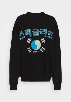 KI-NAM - Sweatshirt - black