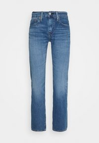 Levi's® - 502™ TAPER - Jeans Tapered Fit - med indigo - 3