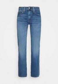 502™ TAPER - Zúžené džíny - med indigo