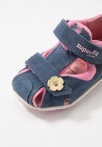 Superfit - FANNI - Chaussures premiers pas - blau - 5