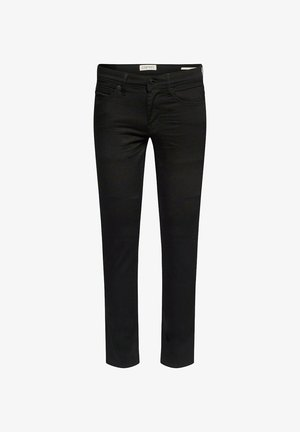Trousers - black rinse