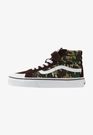 SK8 REISSUE - High-top trainers - brown/true white