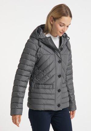 Winter jacket - dunkelgrau