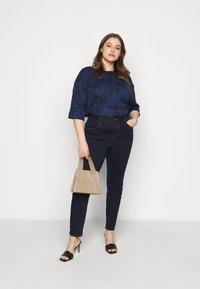 Dorothy Perkins Curve - ELLIS SKINNY - Jeans Skinny Fit - indigo - 1