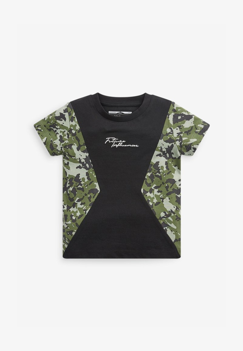 Next - Print T-shirt - multi-coloured