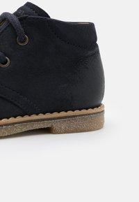 Froddo - COPER MEDIUM FIT - Volnočasové šněrovací boty - dark blue - 5