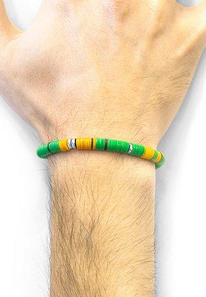 DISC - Armband - green