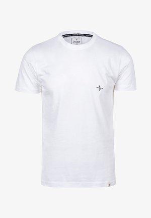 HEARTBEAT - T-shirt basic - weiß