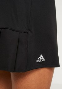 adidas Performance - CLUB LONG SKIRT - Sports skirt - black - 3