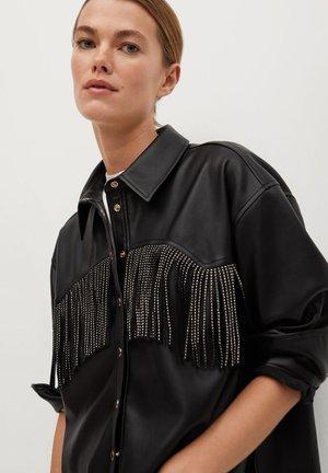 WESTERN - Skjorte - schwarz