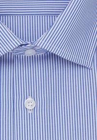 Seidensticker - SLIM FIT - Shirt - blue - 6