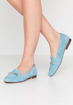 ASTARECLYA - Slippers - light blue