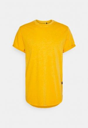 LASH  - Jednoduché triko - gold