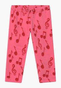 Mini Rodini - NOTES  - Jogginghose - pink - 0