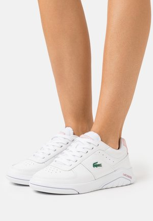GAME ADVANCE - Sneakers basse - white/light pink