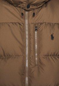 Polo Ralph Lauren - RECYCLED CAP JACKET - Doudoune - dark taupe - 7