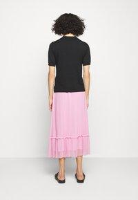 Bruuns Bazaar - THORA FLOUNCE SKIRT - A-lijn rok - pink lavender - 2