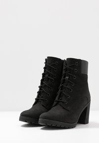 Timberland - ALLINGTON 6IN LACE UP - Lace-up ankle boots - black - 4