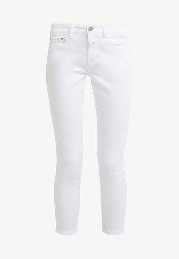 BAKER - Slim fit jeans - white