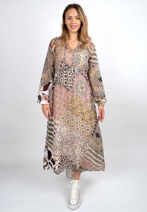 Day dress - multi coloured