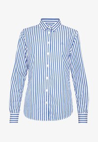 GANT - THE BROADCLOTH STRIPED - Button-down blouse - bright cobalt - 5