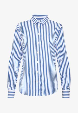 THE BROADCLOTH STRIPED - Koszula - bright cobalt