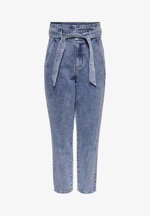 Jean droit - medium blue denim