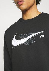 Nike Sportswear - COURT CREW - Sweatshirt - black - 3
