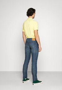 Levi's® - 511™ SLIM  - Straight leg jeans - dark indigo - worn in - 2