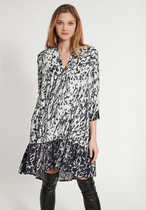 EDOLY - Day dress - schwarz-weiß