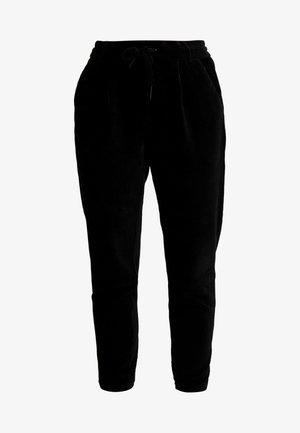 ONLPOPTRASH PING PONG - Pantalones - black