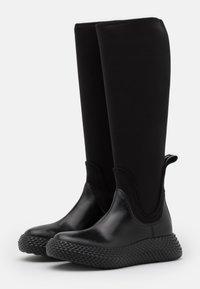 Emporio Armani - Boots - black - 2