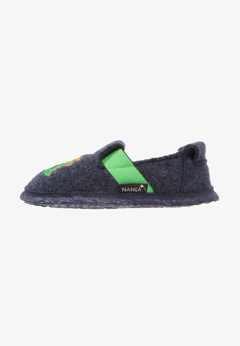 Nanga - MONSTER - Slippers - blau