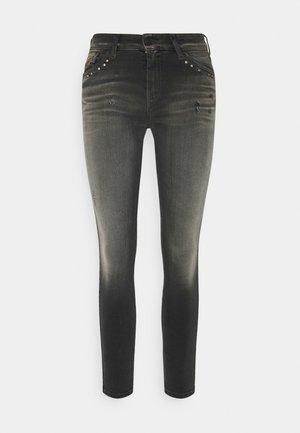 SLANDY-BS - Jeans Skinny - grey