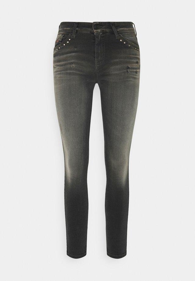 SLANDY-BS - Jeans Skinny Fit - grey
