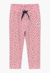 Name it - NBFBARLINE SET - Trousers - pink nectar - 2