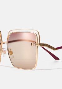 Dolce&Gabbana - Solglasögon - pink/gold-coloured - 4