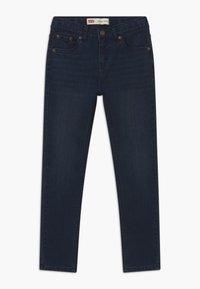 Levi's® - SKINNY TAPER - Skinny džíny - dark-blue denim - 0