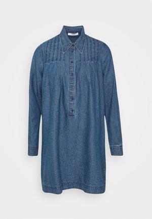 BRAXTON - Spijkerjurk - denim blue