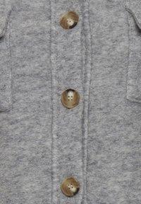 b.young - Summer jacket - light grey melange - 5