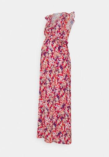 MARGUERITE - Denní šaty - red