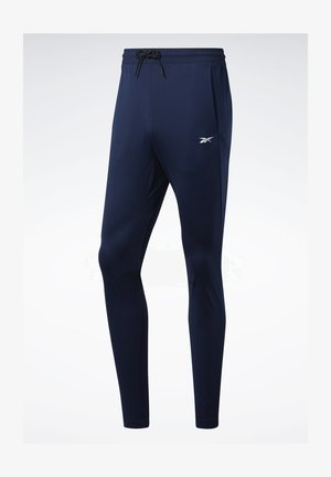 WORKOUT READY TRACK PANTS - Pantalones deportivos - blue